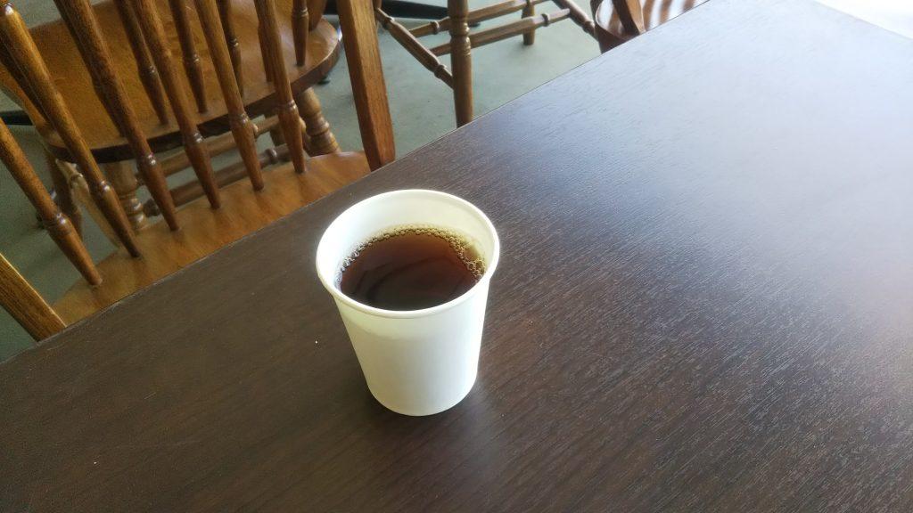 狭山の野菜の直売所のふれあいファームセンターの今月のオススメのお野菜のほうじ茶